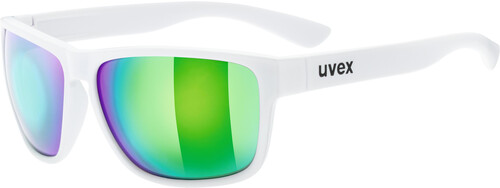 UVEX LGL 35 Colorvision Lifestyle Glasses white/outdoor blue m. 2018 Sonnenbrillen MBqqd